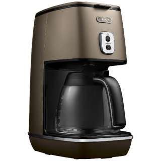 ICMI011J コーヒーメーカー ディスティンタコレクション フューチャーブロンズ