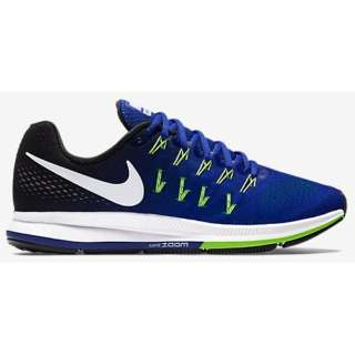 5ef19833109c7 Men s running shoes Nike air zoom Pegasus 33 (28.0cm  Concorde X black X  electric green X white) 831352-400