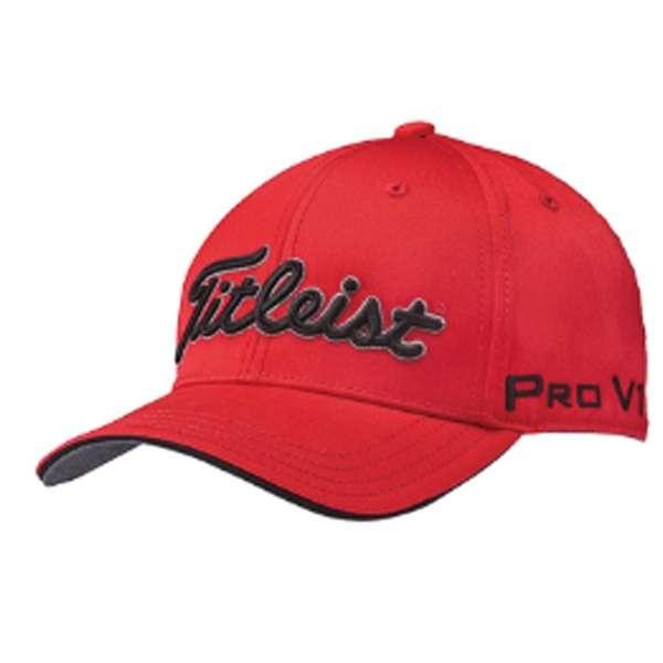 0501d3bf247 Golf Cap tour Cap (57 - 59cm  red) HJ6CTR