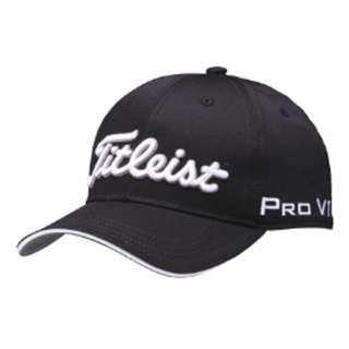2661a51d5cd Golf Cap tour Cap (57 - 59cm  black X white) HJ6CTR