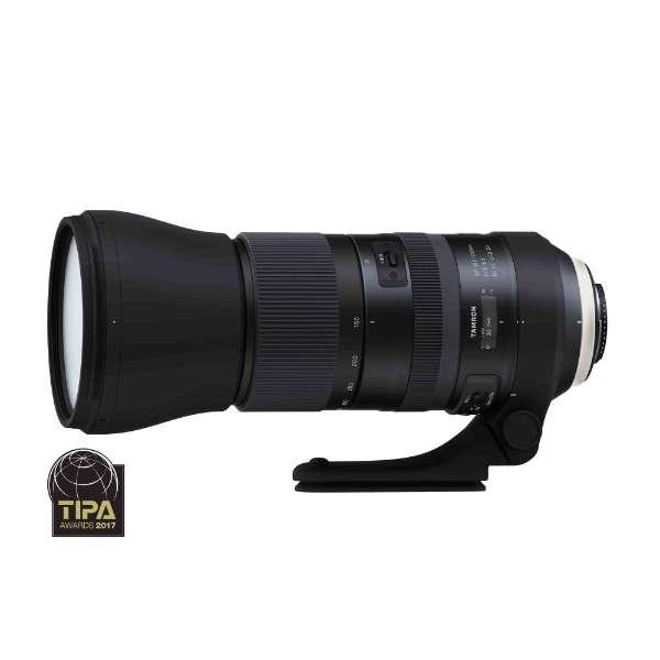 カメラレンズ SP 150-600mm F/5-6.3 Di VC USD G2 ブラック A022 [ニコンF /ズームレンズ]