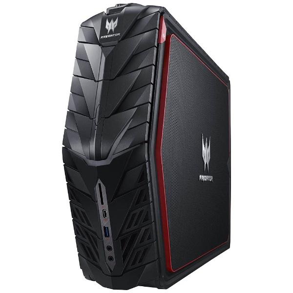 Acer Predator G1 AG1710-N76G/G デスクトップパソコン