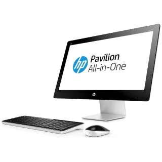 P4M76AA-AAAA デスクトップパソコン Pavilion ブラック [23型 /HDD:1TB /メモリ:4GB /2016年9月]