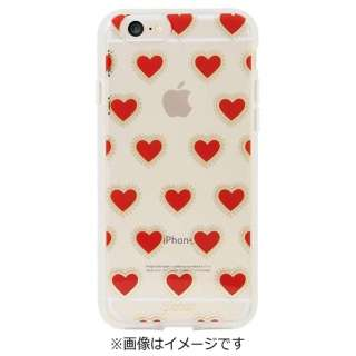 iPhone 7用 Clear Case Gypsy Heart 27000180121
