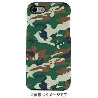iPhone 7用 TOUGH CASE Camouf Series Camo Field Fantastick I7N06-16C788-04