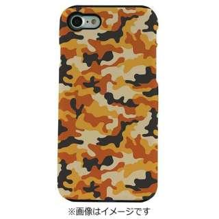 iPhone 7用 TOUGH CASE Camouf Series Camo Autumn Fantastick I7N06-16C788-03