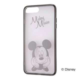 iPhone 7 Plus用 ディズニー ハイブリッドケース ミッキー RT-DP13U/MK
