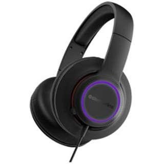 61422 ゲーミングヘッドセット Siberia 150 [USB /両耳 /ヘッドバンドタイプ]