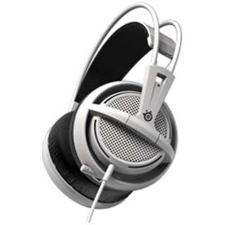 51132 ゲーミングヘッドセット Siberia 200 ホワイト [φ3.5mmミニプラグ /両耳 /ヘッドバンドタイプ]
