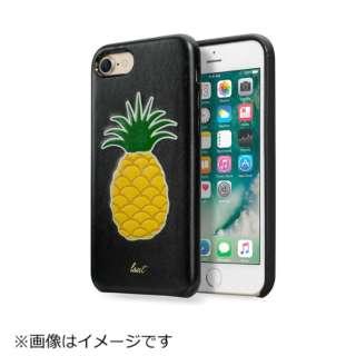 iPhone 7用 LAUT KITSCH ピナ コラーダ ブラック LAUTIP7KHBK