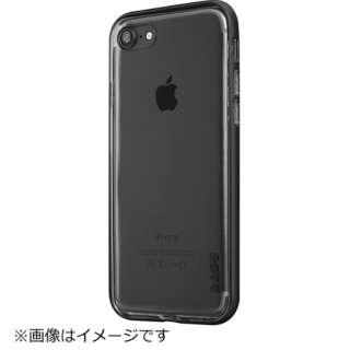 iPhone 7用 LAUT EXOFRAME ガンメタル LAUTIP7EXGM