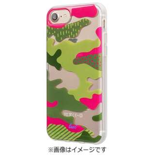 iPhone 7用 LAUT POP-CAMO トロピカル LAUTIP7PCT