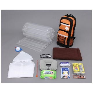 Refuge rucksack set (for refuge life) HSH-12