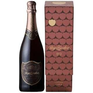 [ネット限定特価!!] ロジャーグラート ロゼ プレジャーボックス 750ml【スパークリングワイン】