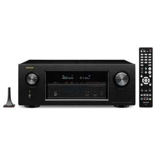AVR-X2300W AVアンプ ブラック [ハイレゾ対応 /Bluetooth対応 /Wi-Fi対応 /ワイドFM対応 /7.2ch /DolbyAtmos対応]