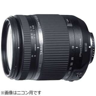 カメラレンズ 18-270mm F/3.5-6.3 Di II VC PZD APS-C用 ブラック B008TS [キヤノンEF /ズームレンズ]