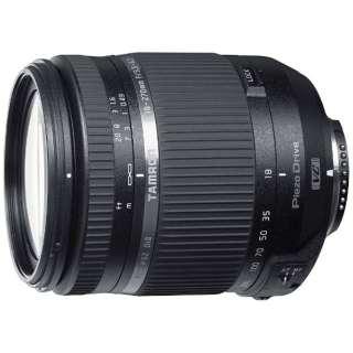 カメラレンズ 18-270mm F/3.5-6.3 Di II VC PZD APS-C用 ブラック B008TS [ニコンF /ズームレンズ]