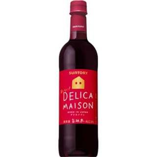 デリカメゾンペット 赤 720ml【赤ワイン】