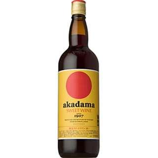 赤玉スイートワイン 赤 1800ml 【赤ワイン】