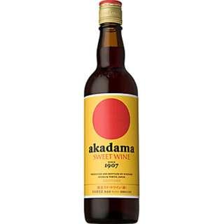 赤玉スイートワイン 赤 550ml 【赤ワイン】
