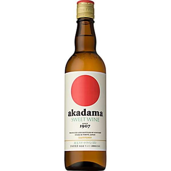 [国産ワイン] 赤玉スイートワイン 白 550ml 【白ワイン】