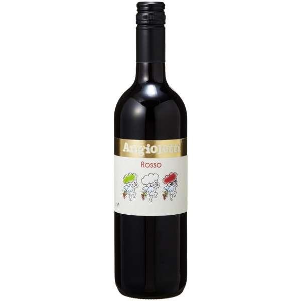 アンジョレッティ ロッソ  750ml【赤ワイン】