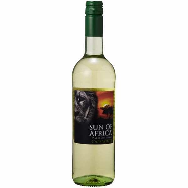 サン オブ アフリカ 750ml【白ワイン】