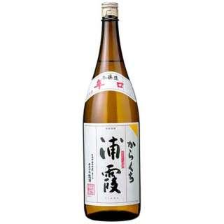浦霞 からくち 本醸造 720ml【日本酒・清酒】