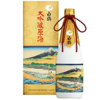 白鶴 超特撰 大吟醸原酒 720ml【日本酒・清酒】