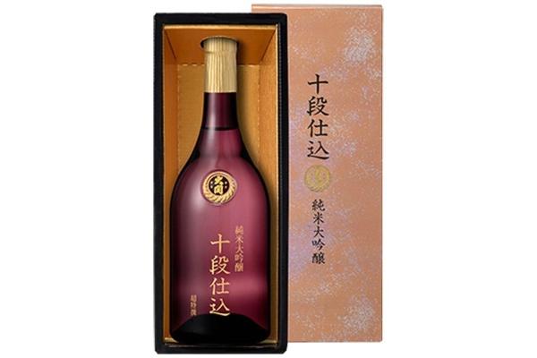 5位 大関「大関 超特撰 純米大吟醸酒 十段仕込」