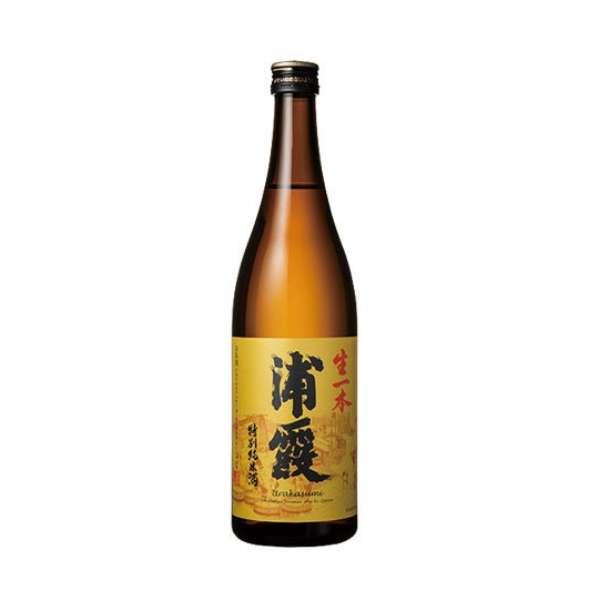 浦霞 特別純米酒 生一本(きいっぽん) 720ml【日本酒・清酒】
