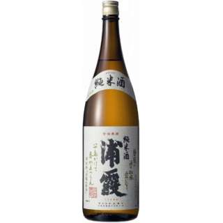 浦霞 純米酒 1800ml【日本酒・清酒】