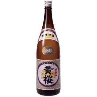 黄桜 金印 1800ml【日本酒・清酒】