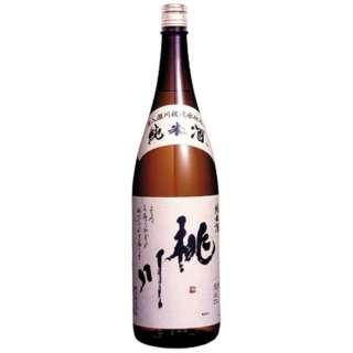 桃川 純米酒 1800ml【日本酒・清酒】