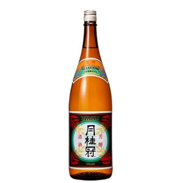 上撰 月桂冠 1800ml【日本酒・清酒】
