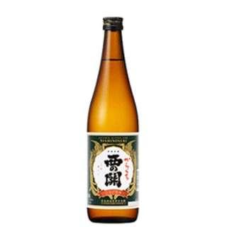 西の関 本醸造からくち 720ml【日本酒・清酒】