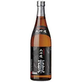 高清水 大吟醸 720ml【日本酒・清酒】