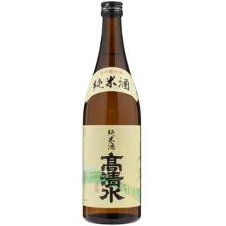 高清水 酒乃国 純米 720ml【日本酒・清酒】