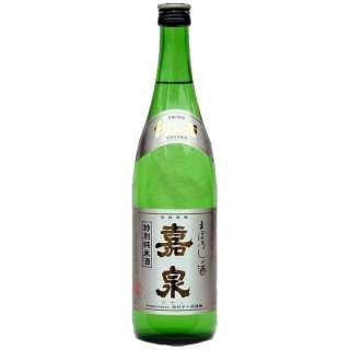 嘉泉 特別純米 幻の酒 1800ml【日本酒・清酒】