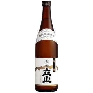 銀嶺立山 吟醸酒 720ml【日本酒・清酒】