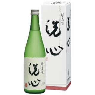 [プレミアム商品] 朝日山 洗心 純米大吟醸 720ml【日本酒・清酒】