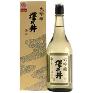 澤乃井 大吟醸 720ml【日本酒・清酒】
