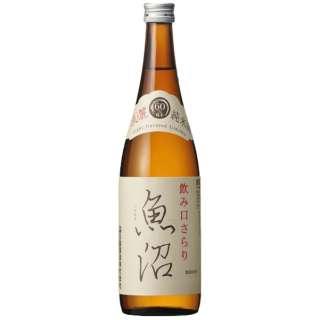 白瀧 淡麗魚沼 純米 720ml【日本酒・清酒】
