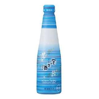 泡々酒ストライプ 300ml【日本酒・清酒】
