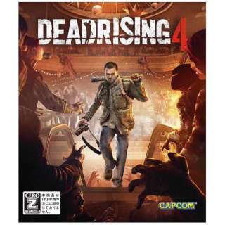 DEAD RISING 4【Xbox Oneゲームソフト】