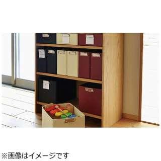[ケース] クリップボックス A4 クリーム TAB0120-C