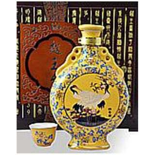 越王台陳年30年花彫酒 壺 600ml 【中国酒】