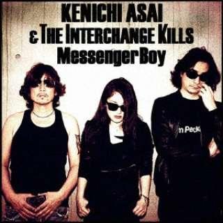 浅井健一&THE INTERCHANGE KILLS/Messenger Boy 【CD】