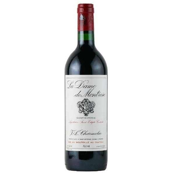 ラ・ダム・ド モンローズ 2013 750ml【赤ワイン】