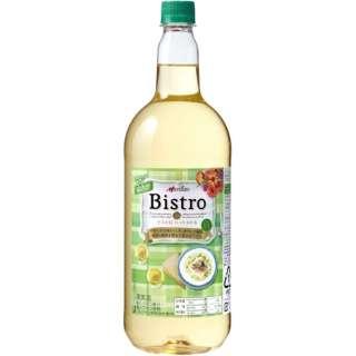 [国産ワイン] ビストロ ペットボトル 白 1500ml【白ワイン】